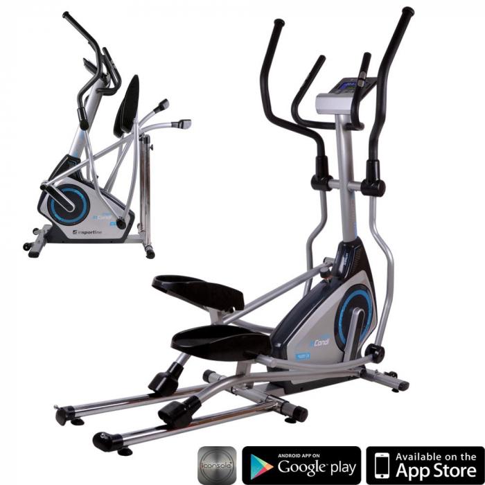 Bicicleta eliptica inSPORTline inCondi ET520i [0]