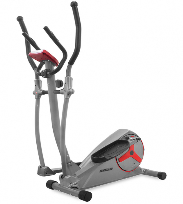 Bicicleta Eliptica Magnetica SCUD Runner [2]