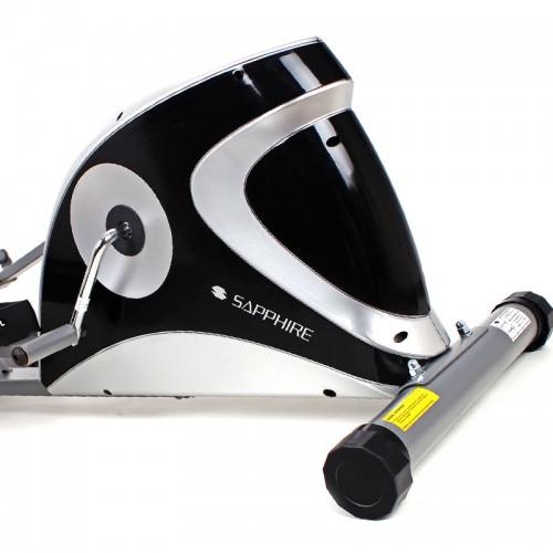 Bicicleta eliptica Saphire Cosmo Neagra [4]