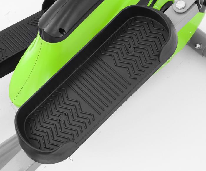 Bicicleta eliptica Scud Smart HD-neagra [1]