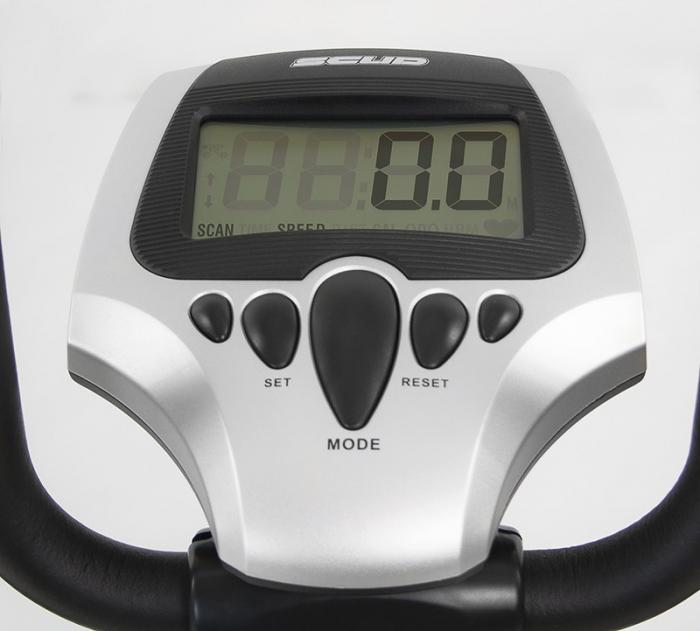 Bicicleta eliptica Scud X8 Flamingo [4]