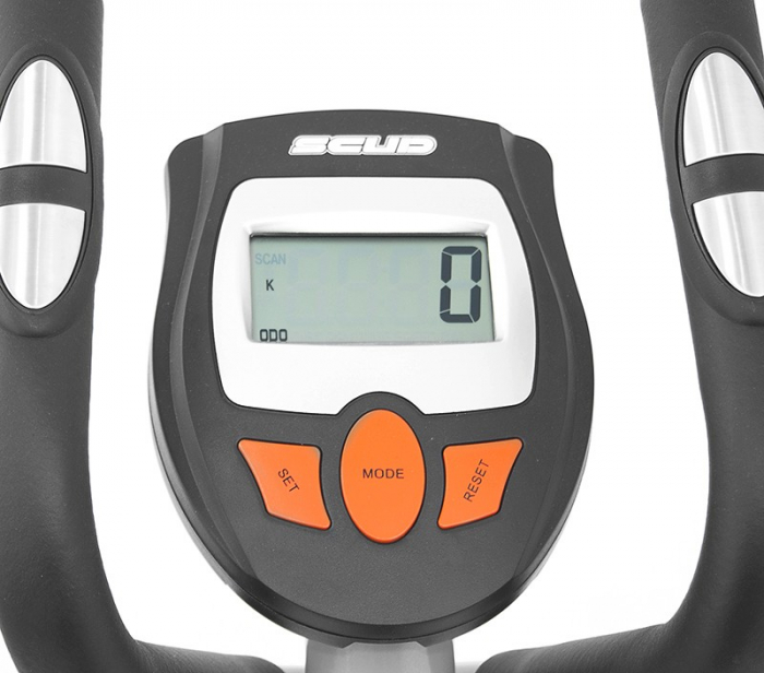 Bicicleta eliptica Scud Zenit X [1]