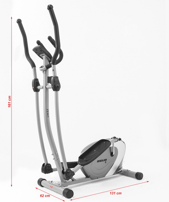 Bicicleta eliptica Scud Zenit X [0]