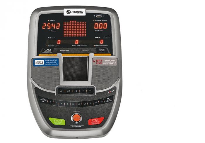 Bicicleta fitness cu spatar Horizon ELITE R4000 [1]
