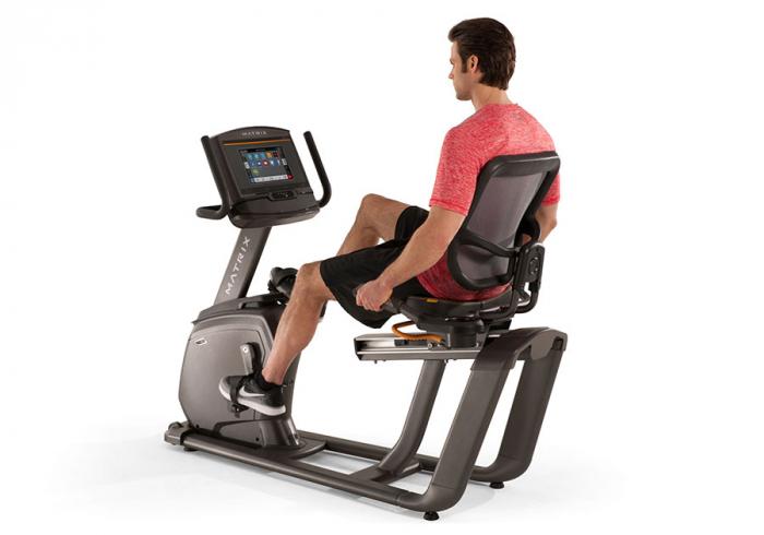 Bicicleta fitness cu spatar Matrix R30 XER [4]