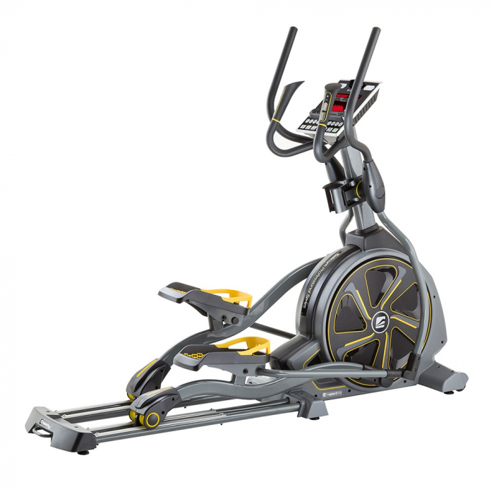Bicicleta fitness eliptica inSPORTline Galicum [0]