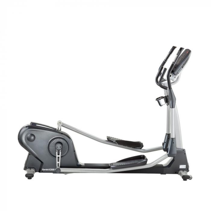 Bicicleta fitness eliptica inSPORTline Gemini E200 [1]