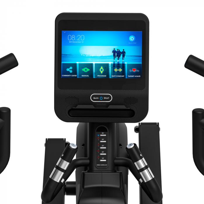 Bicicleta fitness eliptica inSPORTline inCondi ET2000i [3]
