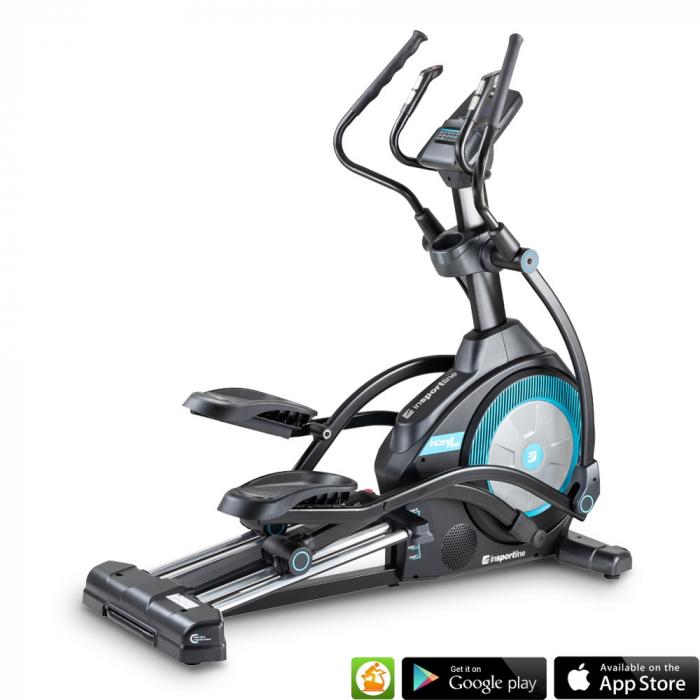 Bicicleta fitness eliptica inSPORTline inCondi ET660i II [0]