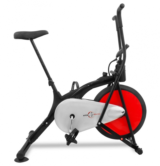 Bicicleta fitness Hiton Racer K2-rosie [2]