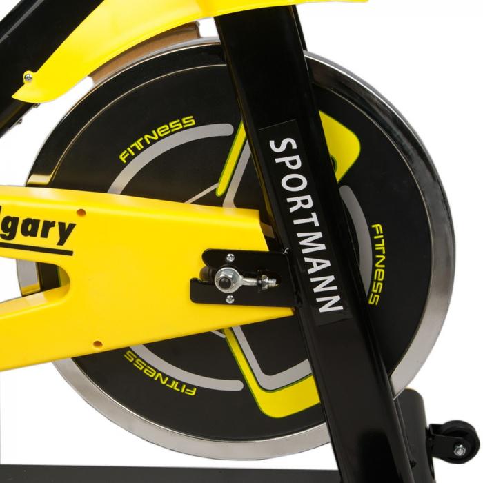 Bicicleta fitness indoor cycling Sportmann Kalgary [4]