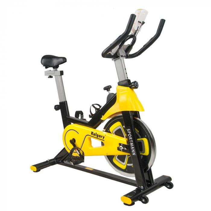 Bicicleta fitness indoor cycling Sportmann Kalgary [3]