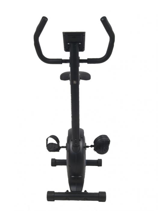 Bicicleta magnetica fitness Sportmann Elinof Negru/Albastru [3]
