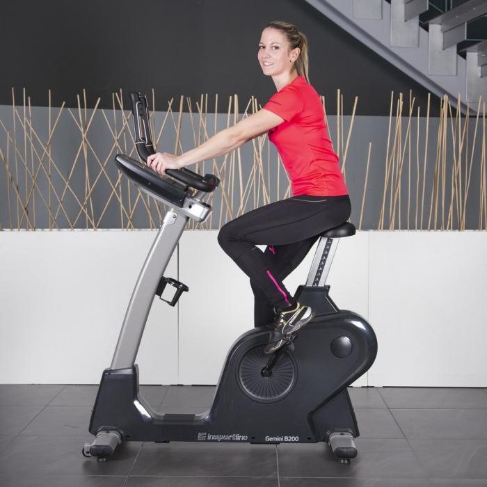 Bicicleta fitness inSPORTline Gemini B200 [5]