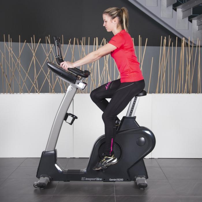 Bicicleta fitness inSPORTline Gemini B200 [4]