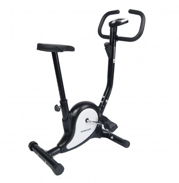 Bicicleta fitness Konfort Sportmann negru [1]