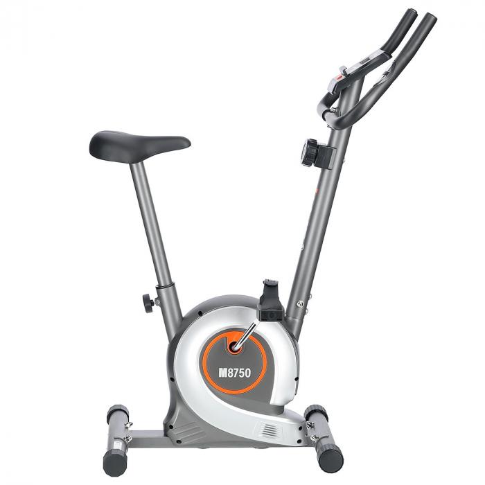 Bicicleta fitness magnetica HMS M8750 gri [6]