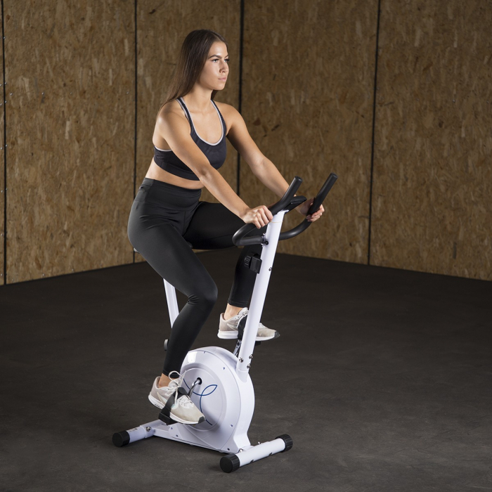 Bicicleta fitness magnetica HMS ONE RM8740 alb [16]