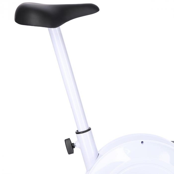 Bicicleta fitness magnetica HMS ONE RM8740 alb [9]