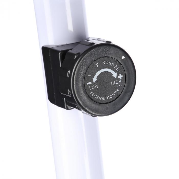 Bicicleta fitness magnetica HMS ONE RM8740 alb [11]