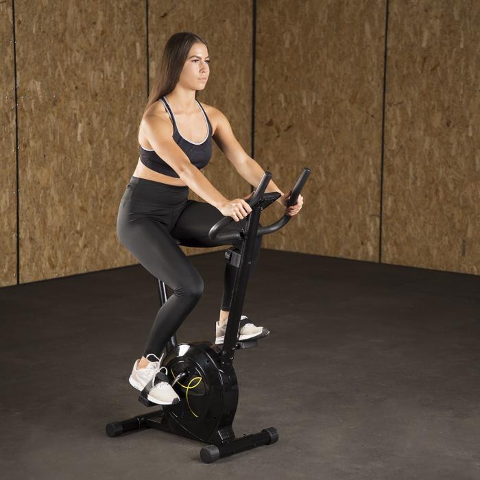 Bicicleta fitness magnetica HMS ONE RM8740 negru [16]