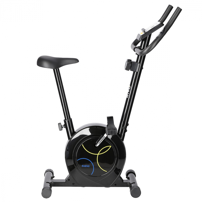 Bicicleta fitness magnetica HMS ONE RM8740 negru [6]
