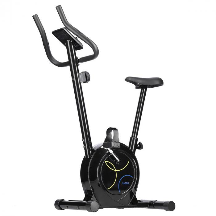 Bicicleta fitness magnetica HMS ONE RM8740 negru [0]