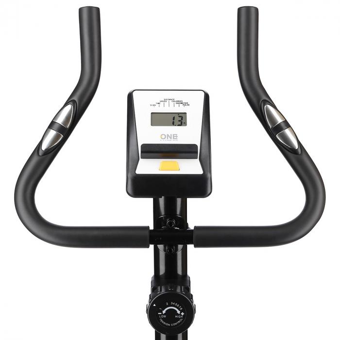 Bicicleta fitness magnetica HMS ONE RM8740 negru [13]