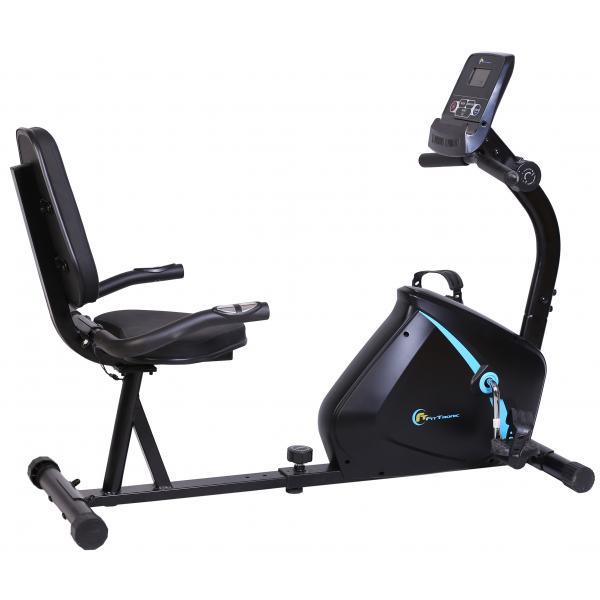 Bicicleta fitness magnetica orizontala FiTtronic 510R [0]