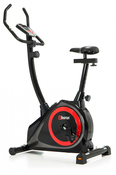 Bicicleta fitness magnetica Sportmann Abarqs RW-33 [17]
