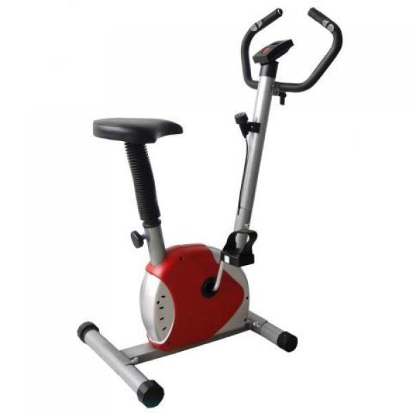 Bicicleta fitness mecanica Fittronic 100B Red [0]