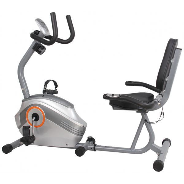 Bicicleta fitness orizontala FitTronic 501R [0]