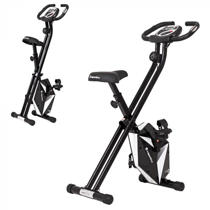 Bicicleta fitness pliabila inSPORTline Xbike Cube [9]