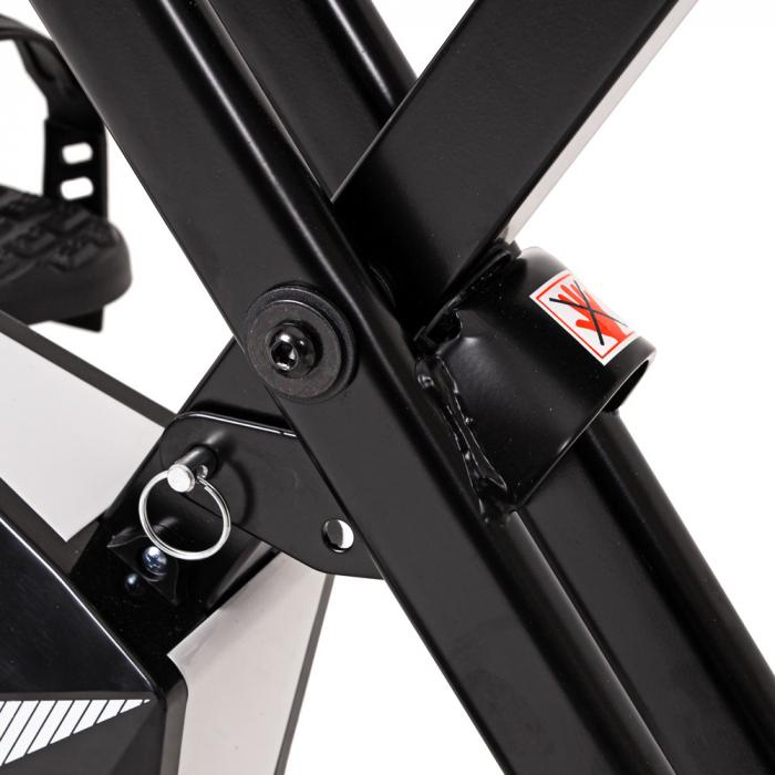Bicicleta fitness pliabila inSPORTline Xbike Cube [8]