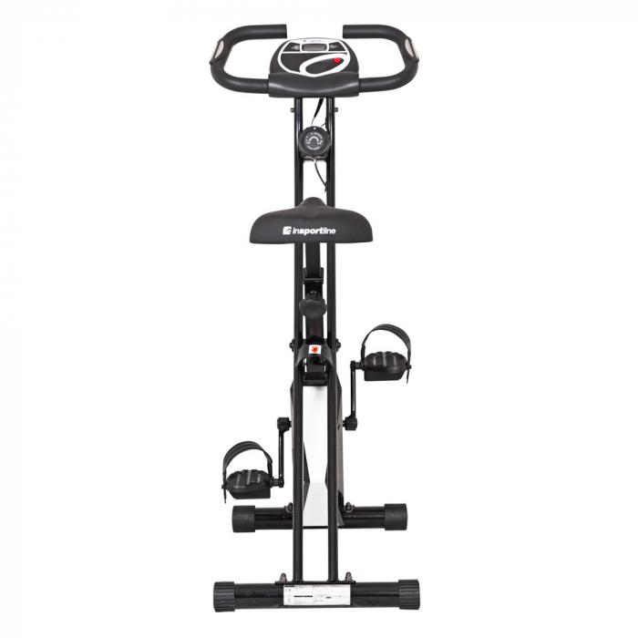 Bicicleta fitness pliabila inSPORTline Xbike Cube [2]