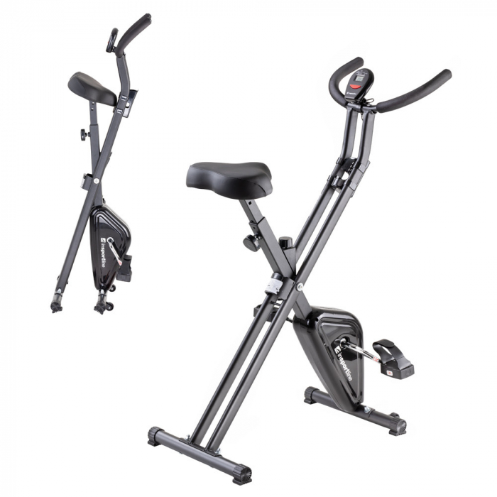 Bicicleta fitness pliabila inSPORTline Xbike Light [8]