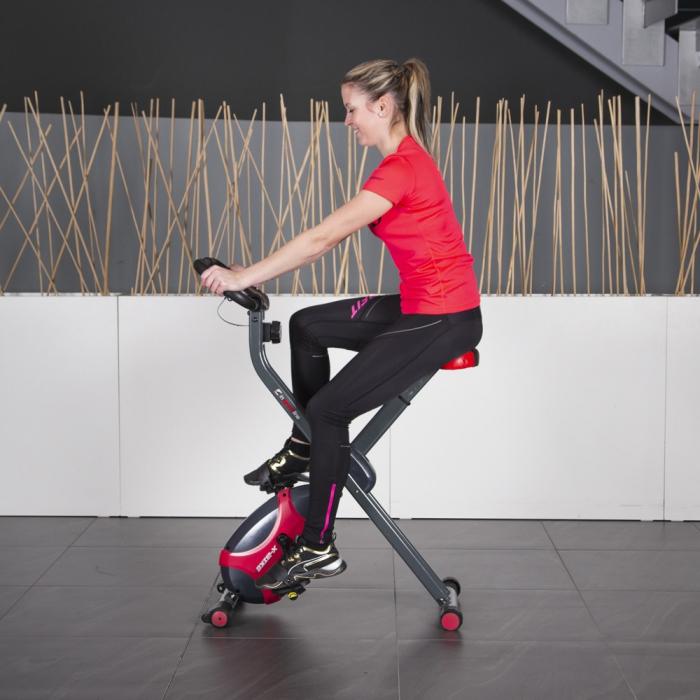Bicicleta fitness pliabilia inSPORTline Xbike [3]
