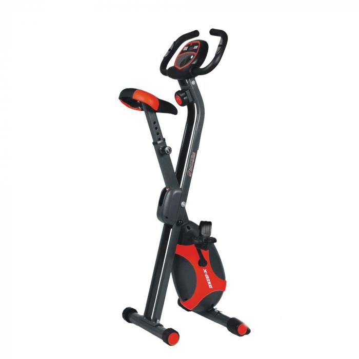 Bicicleta fitness pliabilia inSPORTline Xbike [2]