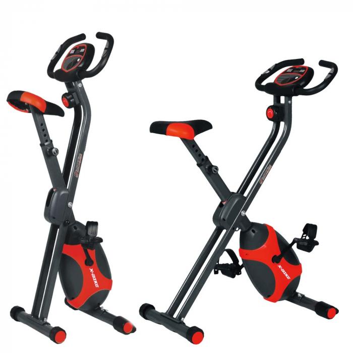 Bicicleta fitness pliabilia inSPORTline Xbike [1]