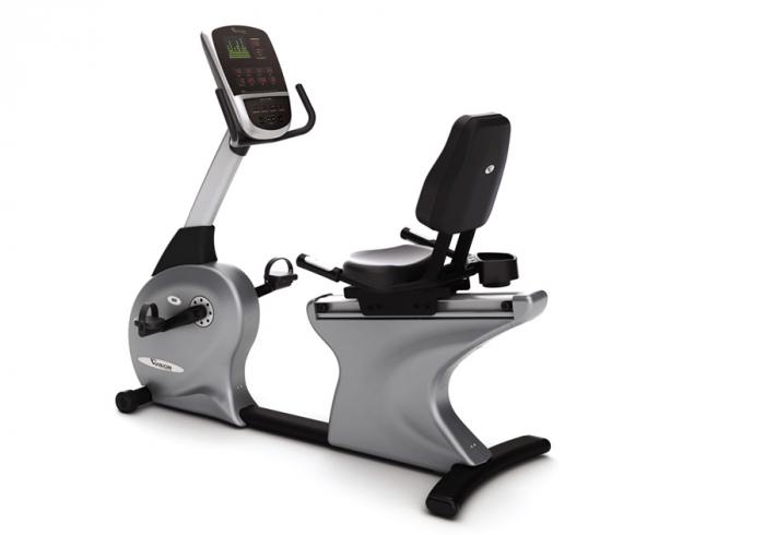 Bicicleta fitness profesionala cu spatar Vision R60 [0]