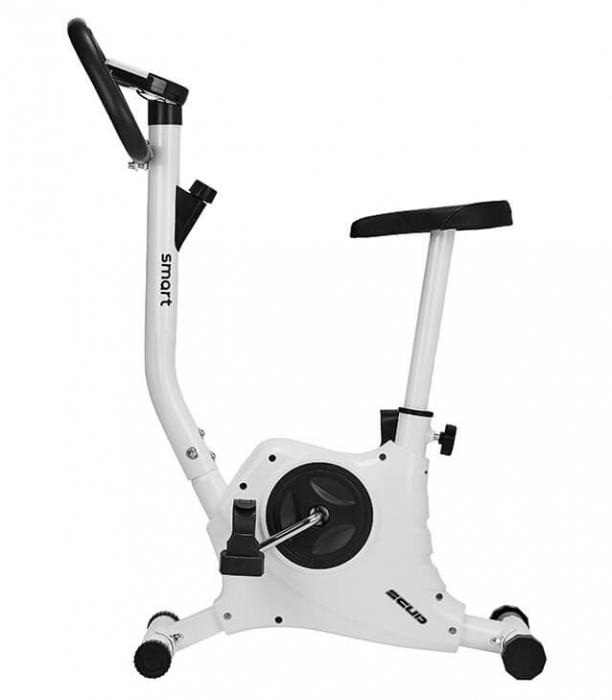Bicicleta Fitness SCUD SMART - Alb [1]