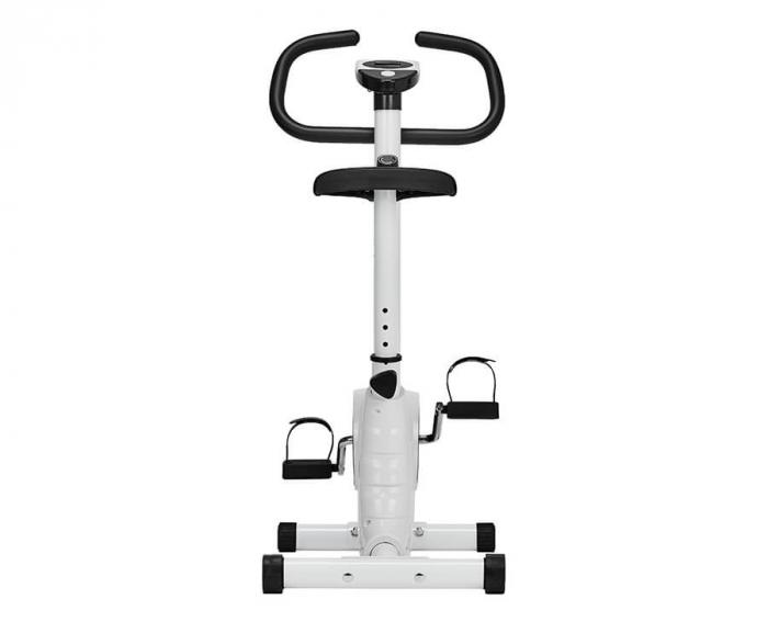 Bicicleta Fitness SCUD SMART - Alb [3]