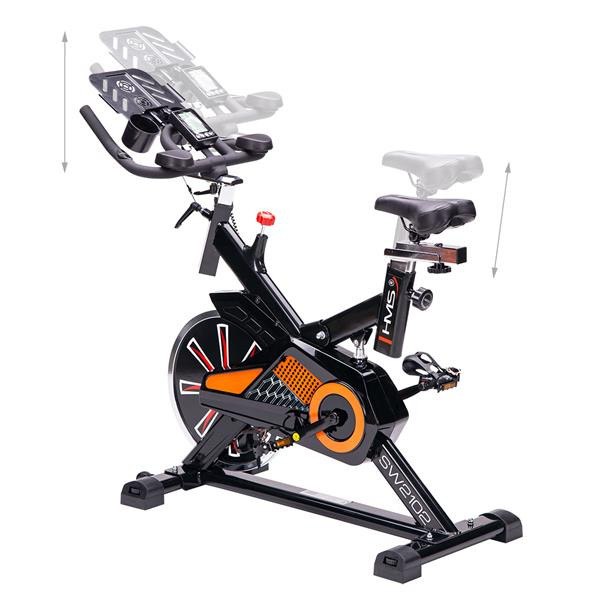 Bicicleta indoor cycling HMS SW2102 [4]