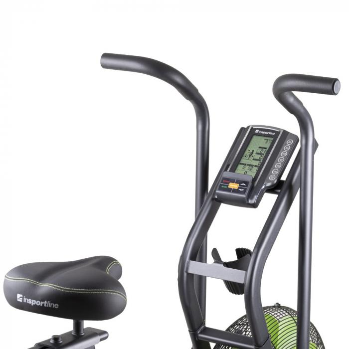 Bicicleta fitness inSPORTline Airbike Lite [9]