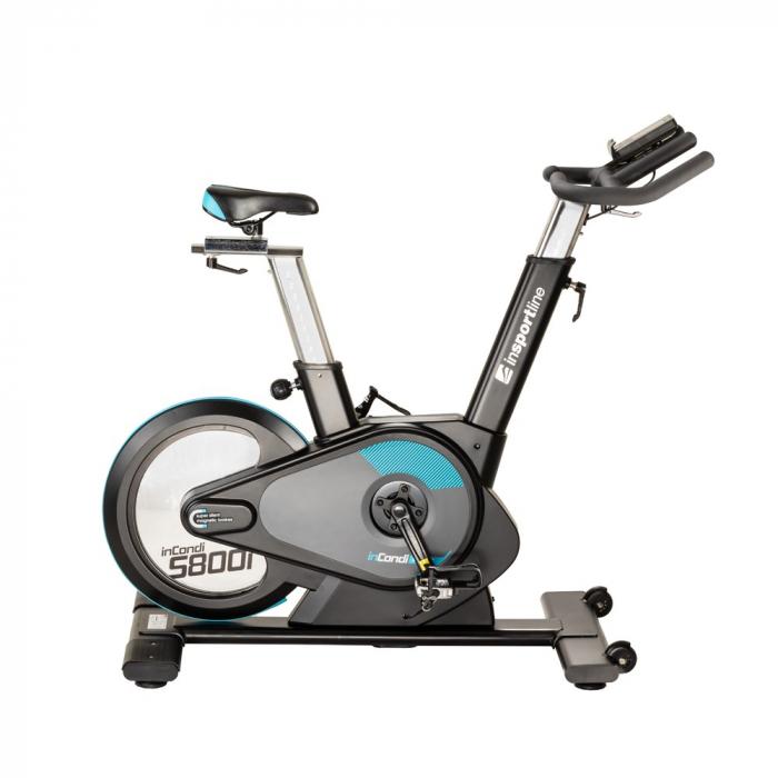 Bicicleta fitness indoor cycling inSPORTline inCondi S800i [1]