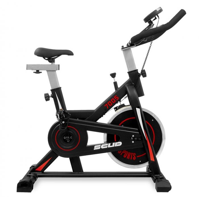 Bicicleta Indoor Cycling SCUD 7005 [0]