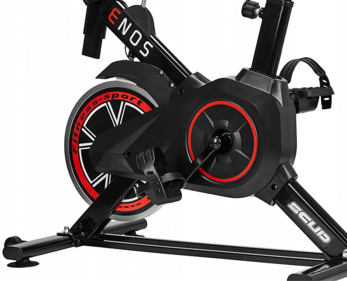 Bicicleta Indoor Cycling  SCUD Enos [8]