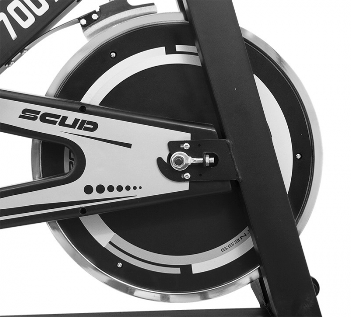 Bicicleta indoor cycling Scud GT-7007 [3]