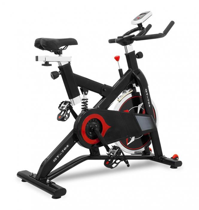 Bicicleta indoor cycling Scud GT-704 [0]