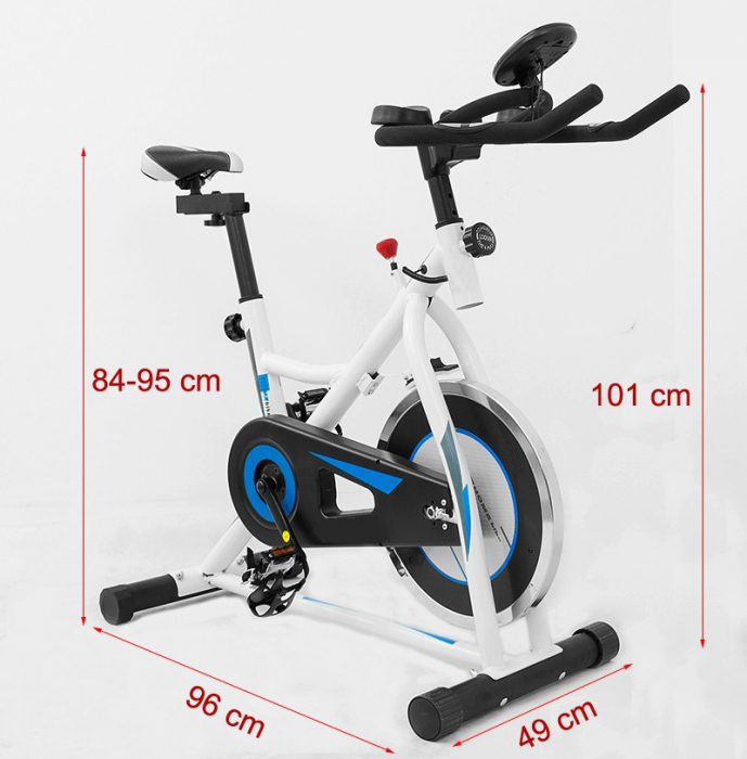 Bicicleta indoor cycling Scud GT-705 [2]
